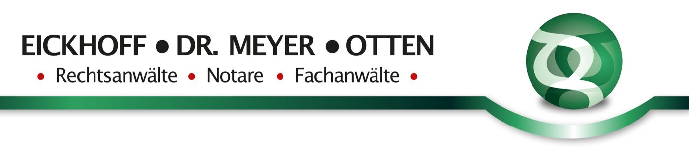 Kanzlei EICKHOFF – DR. MEYER – OTTEN Logo